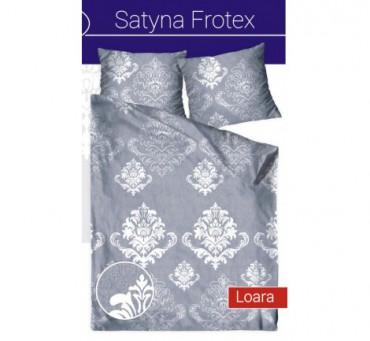 Pościel satynowa  Frotex - Loara  - 220 x 200 -  greno