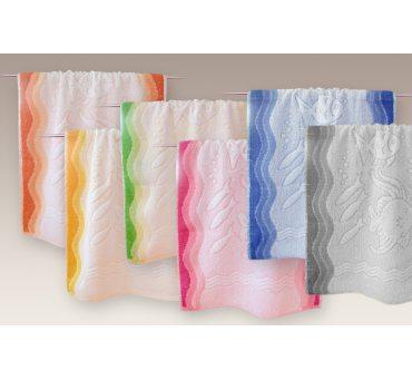 Ręcznik Flora Ocean - Zielony - 50x100 cm - Everday Collection - Greno