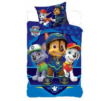 Pościel z bawełny dla dzieci - Psi Patrol - 140x200 +70x80 - Paw 710-309
