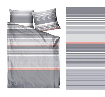 Pościel z Bawełny - 140x200 + 70x80 - Massimo - Bielbaw