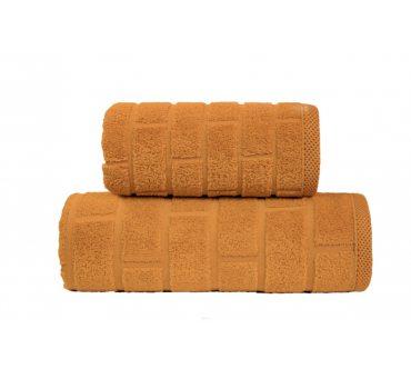 Ręcznik Brick - Kurkuma -...