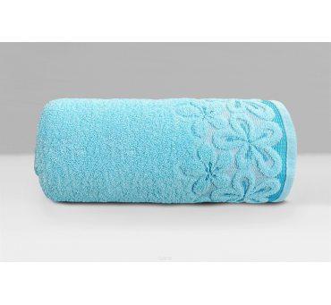 Ręcznik Bella - 70x140 - Lazur - Greno  lazurowy