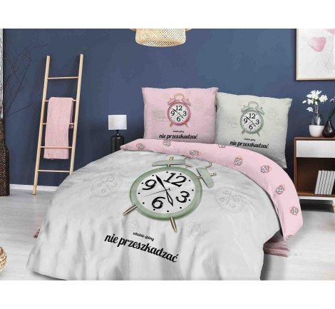 Pościel z bawełny - Właśnie śpimy.. -  220x200 -61470/1 - vintage