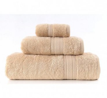 Ręcznik Egyptian Cotton 30x50 Beż Greno z bawełny egipskiej