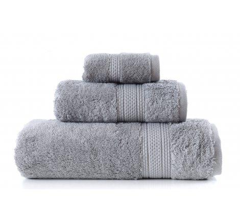 Ręcznik Egyptian Cotton 30x50 Stalowy Greno z bawełny egipskiej