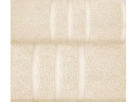 Ręcznik Greno B2B  kremowy  30x50