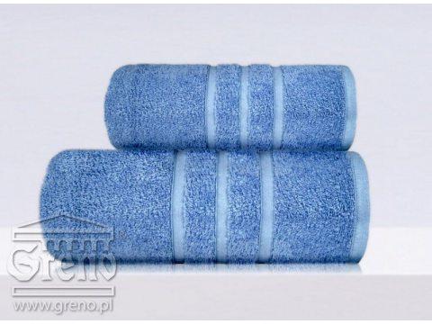 Ręcznik Greno B2B  niebieski  30x50