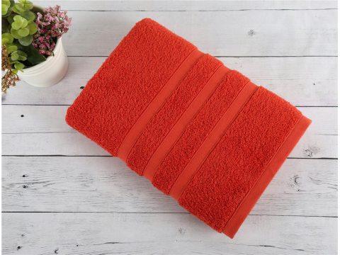 Ręcznik Greno B2B  terakota 70x140