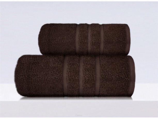 Ręcznik Greno B2B  brązowy 70x140