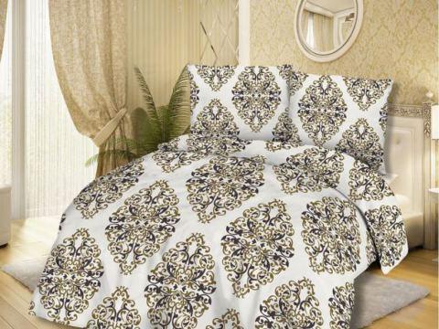 Pościel bawełniana - 140x200 +70x80 -  Cottonlove 71446/1