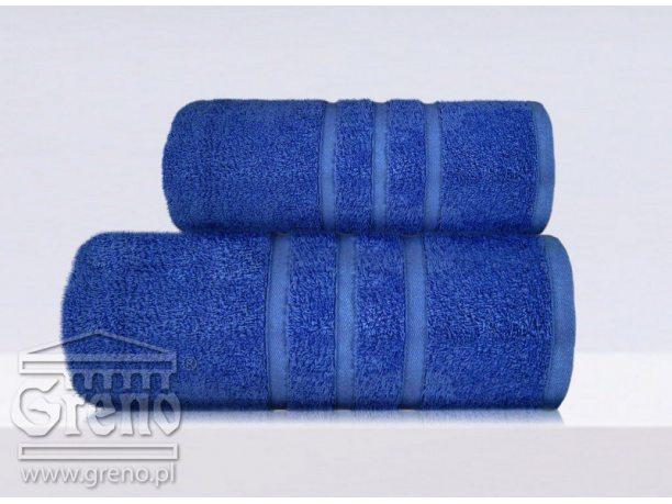 Ręcznik Greno B2B  granatowy  70x140 Frotex