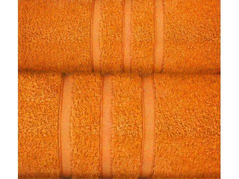 Ręcznik Greno B2B  pomarańczowy  90x150 Frotex