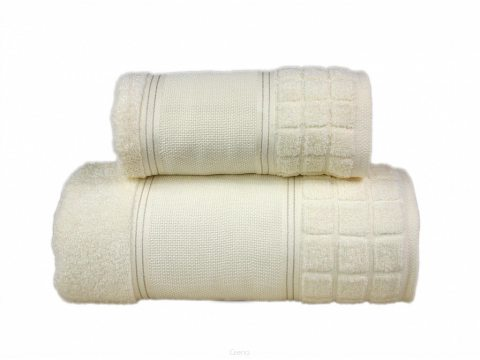 Ręcznik Greno Special kremowy  30x50