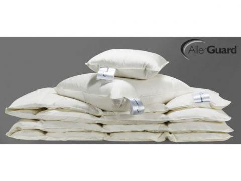 Kołdra antyroztoczowa 200x200  AllerGuard® zimowa Antyalergiczna Puchowa  warm