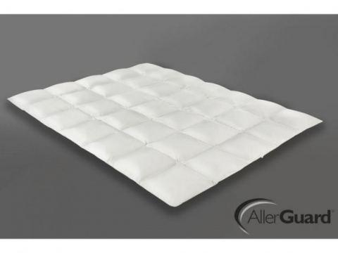 Kołdra antyroztoczowa 220x200   AllerGuard® zimowa  Antyalergiczna Puchowa warm