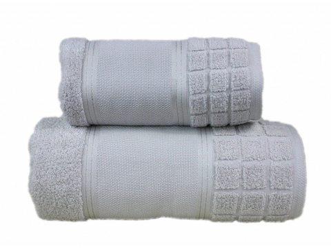Ręcznik Greno Special stalowy 30x50