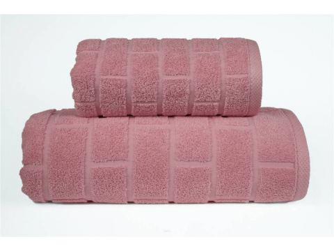 Ręcznik Brick Różany 70x140...