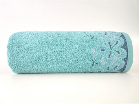 Ręcznik Bella - 50 x 90 -  Aqua - Greno