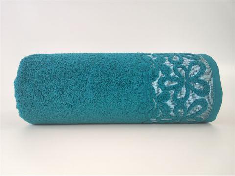 Ręcznik Bella - 50x90 - Szmaragd - Greno