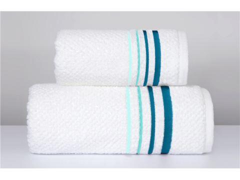 Ręcznik Costa Rei - 50x90 - Aqua - Jednobarwny Greno