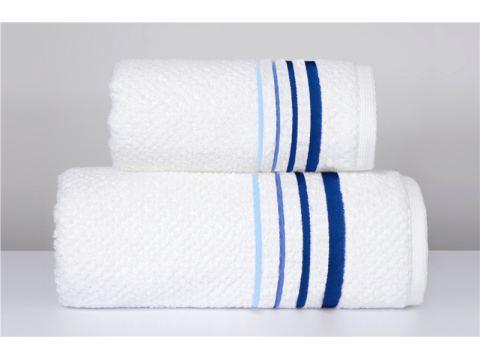 Ręcznik Costa Rei - 50x90 - Niebieski - Jednobarwny Greno