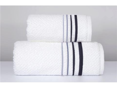 Ręcznik Costa Rei - 50 x 90 - Popielaty - Jednobarwny Greno