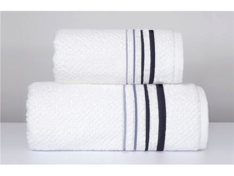 Ręcznik Costa Rei - 70x130 - Popielaty Jednobarwny Greno