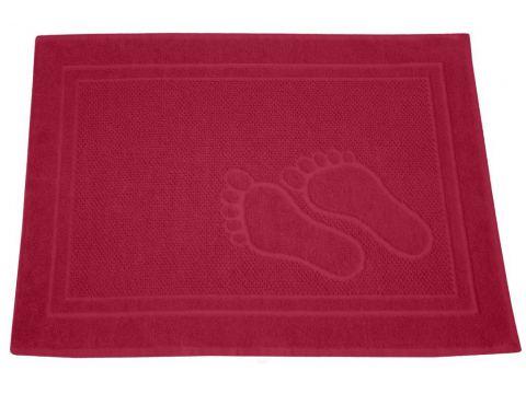 Dywanik łazienkowy - Feet - 50x70 cm - Fuksja - Greno