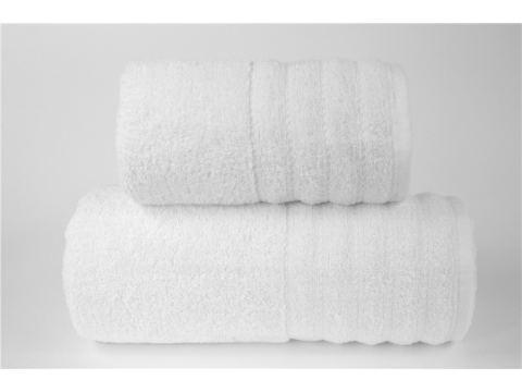 Ręcznik - Alexa - 50 x 90 - Biały jednobarwny - Greno