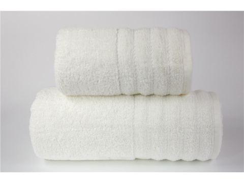Ręcznik Alexa - 50x90 - Kremowy - jednobarwny Greno