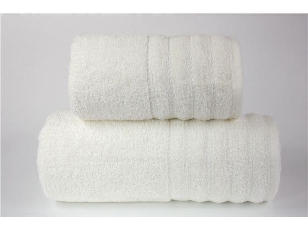 Ręcznik - Alexa - 70 x 130 - Kremowy - jednobarwny - Greno