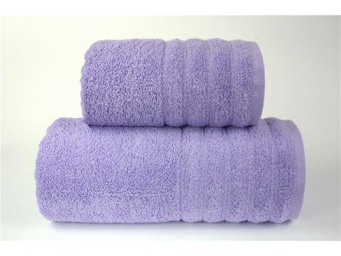 Ręcznik Alexa - 50x90 - Liliowy - jednobarwny Greno