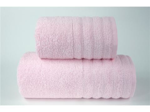 Ręcznik Alexa - 50x90 - Różowy - jednobarwny Greno