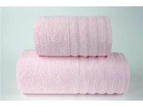 Ręcznik - Alexa - 50 x 90 - Różowy - jednobarwny - Greno