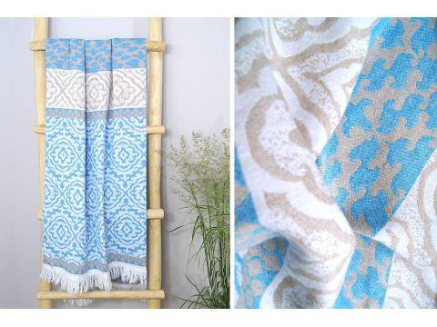 Ręcznik - plażowy - 90x180...