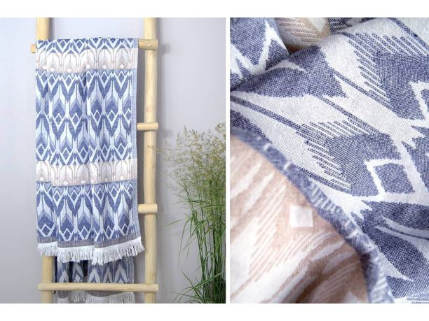 Ręcznik - plażowy - 90x180 cm -Elba - kąpielowy - Greno