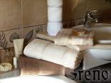 Ręcznik Greno Special stalowy 50x100