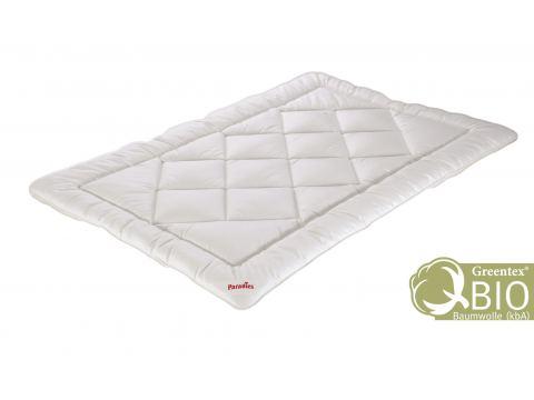 Kołdra całoroczna antyalergiczna 220x200 Cotton Organic City Paradies®