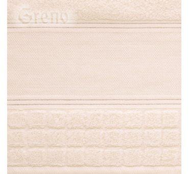 Ręcznik Greno Special kremowy  70x140