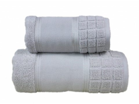 Ręcznik Greno Special stalowy 70x140