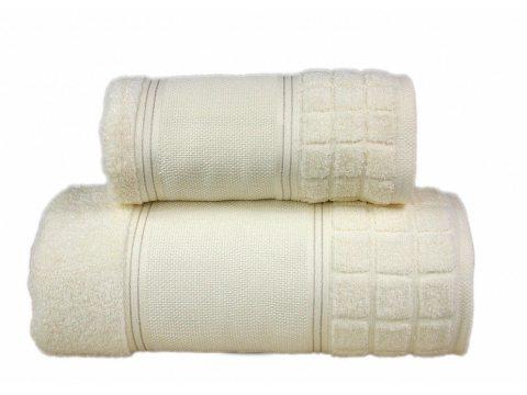 Ręcznik Greno Special kremowy  100x150