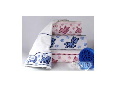 Ręcznik dla dzieci 50x70 Tofik Greno
