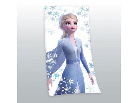 Ręcznik Plażowy 70x140 Frozen Disney FRO 04 Kraina Lodu dla dzieci