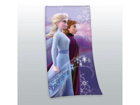 Ręcznik Plażowy 70x140 Frozen Disney FRO 03 Kraina Lodu dla dzieci