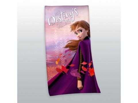 Ręcznik Plażowy 70x140 Frozen Disney FRO 02 Kraina Lodu dla dzieci