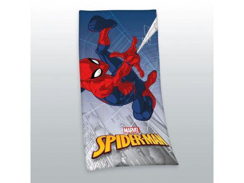 Ręcznik Plażowy 70x140 Spider Man Disney  SM 01 dla dzieci