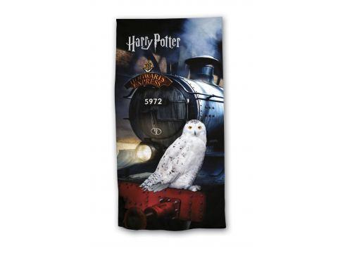 Ręcznik Plażowy 70x140 Harry Potter 03  Lokomotywa dla dzieci
