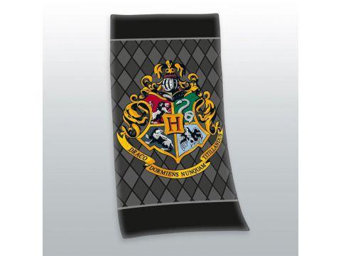 Ręcznik Plażowy 70x140 Harry Potter 03  Herb dla dzieci