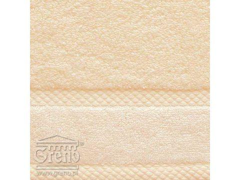 Ręcznik Greno Wellness  kremowy  100x150