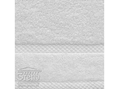 Ręcznik Greno Wellness biały 100x150